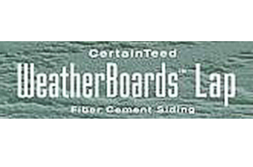 Weather Boards Lap Logo